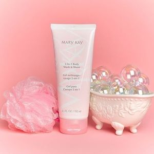 Mary Kay 2-In-1 Body Wash & Shave